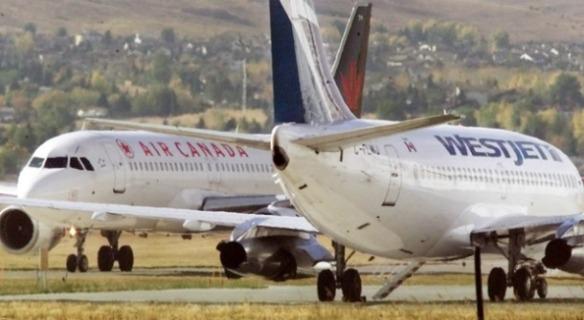 WestJet, Air Canada