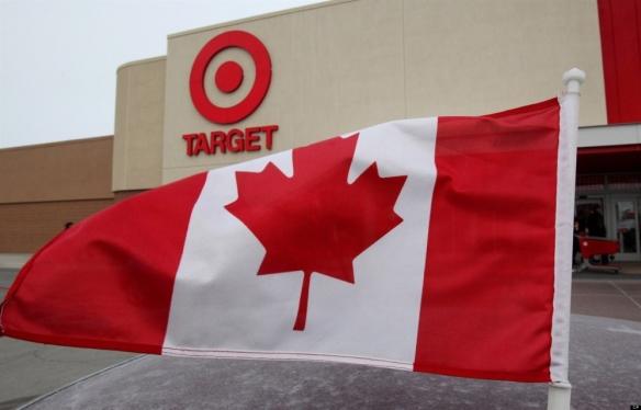 Target, Target Canada, Canada