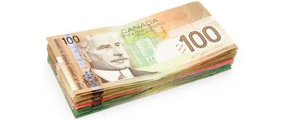 Canadian Money, Money