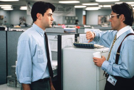 office space, tps reports